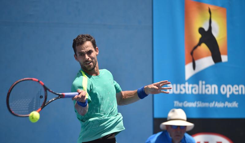 Australian Open Santiago Giraldo tenis
