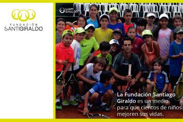 Torneo chiquitines Pereira Tenis